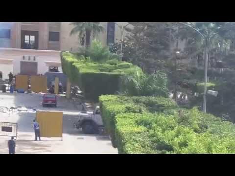 فيديو.. لحظة بداية اشتباكات كلية الهندسة بالإسكندرية اليوم