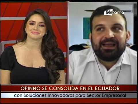 Opinno se consolida en el Ecuador con soluciones innovadoras para sector empresarial