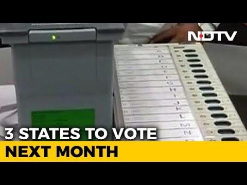 Assembly Elections 2018: Tripura votes on February 18; Meghalaya, Nagaland on February 27