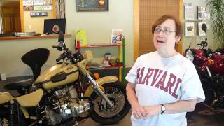 6. Ural of New England, Solo sT Presentation, Interview with Customer