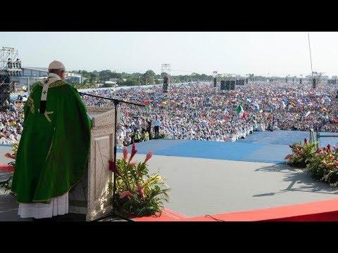 ĐGH Phanxicô Panama ĐHGTTG 2019 - Thánh lễ bế mạc 2009.01.27