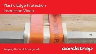 Cordstrap | 16b Edge Protection (Plastic)