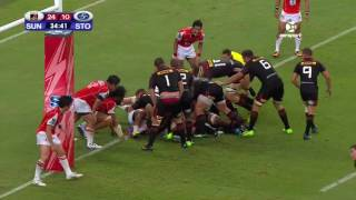 Sunwolves v Stormers Rd.5 Super Rugby Video Highlights 2017