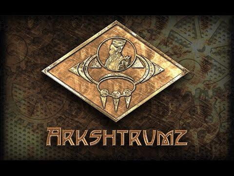 Oblivion: Arkshtrumz — Двемерские руины