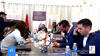 رضوان إشو يستعرض البرنامج العام للدورة الأولى لملتقى أمرير للشعر الأمازيغي بتيزنيت