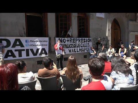 Οι υπερχρεωμένοι φοιτητές και η έκρυθμη κατάσταση στη Χιλή…