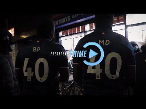 (40) BP x Morsley x Unkown M x - No Hook #RIP MD (Music Video) | Pressplay