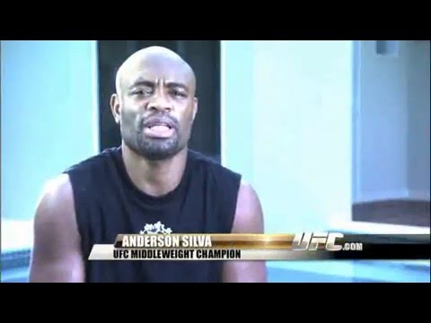 Anderson Silva vs Demian Maia PreFight Interview