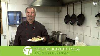 Tiegel- oder Grützwurst mit Sauerkraut und Kartoffelstampf | DDR Rezept | Topfgucker-TV
