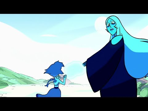Lapis Lazuli vs Blue Diamond Is NOT OVER! [Steven Universe Theory] Crystal Clear