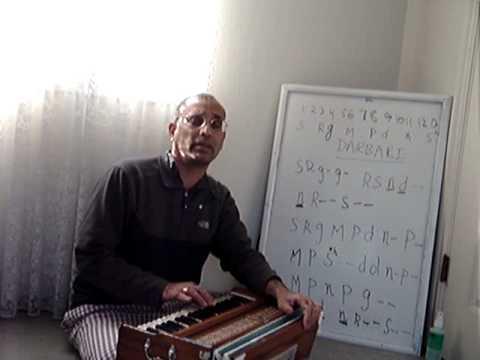 Harmonium Lesson 5 - Raag Darbari