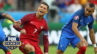 Cristiano Ronaldo's mom is not happy with Dimitri Payet by FOX Soccer
