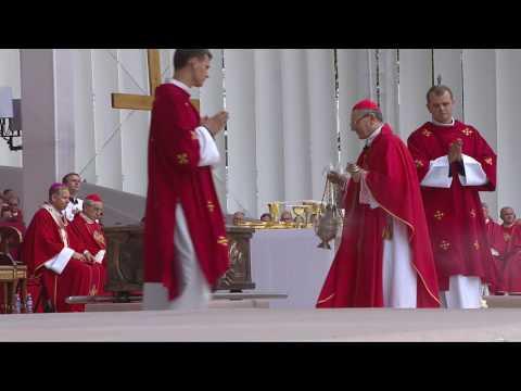 Beatification of Teofilius Matulionis