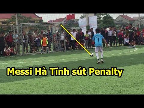 Quang Hải Nhí Messi Hà tĩnh trổ tài sút Penalty tuyệt đỉnh giành chức vô địch bóng đá PVF - Thời lượng: 5:06.
