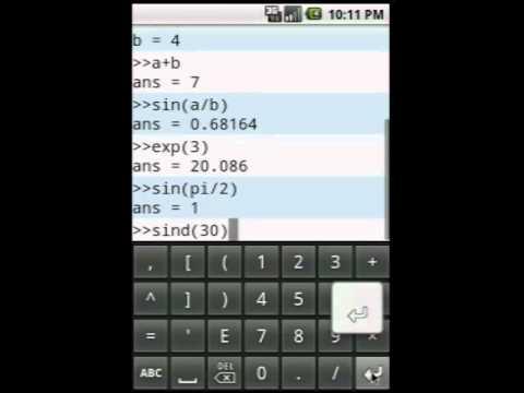 Video of Mathmatiz