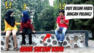 Video ANAK SULTAN KAYA RAYA (Telponan Sombong) Ft.Ezi Aditya Prank Indonesia MP3, 3GP, MP4, WEBM, AVI, FLV Juli 2019