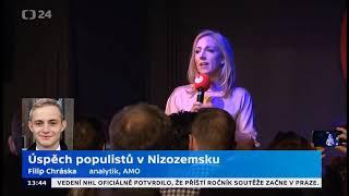 Úspěch populistů v Nizozemsku