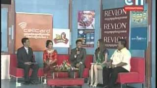 Khmer TV Show - Sokea Leakhena BIG show 34..!