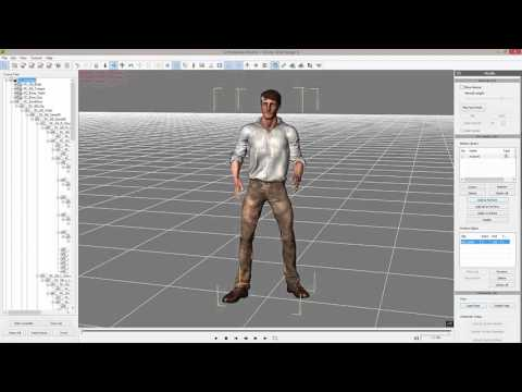 iClone Characters to Unity3D Part Three: Export Setup