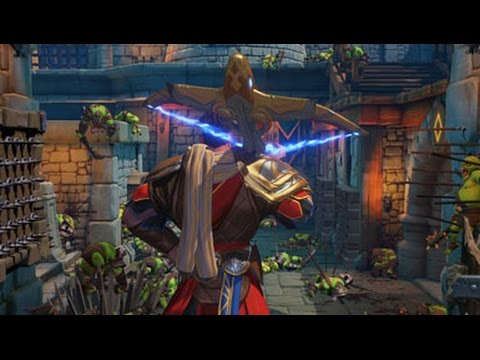 Orcs Must Die! Unchained Trailer — Orc-Killin' Business!