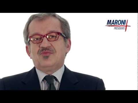 Maroni: La mia LOMBARDIA