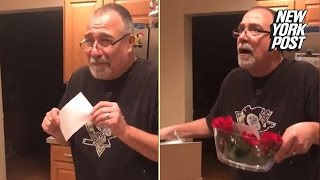 Dean Yockey shed tears of joy when his wife and children got him tickets to this year's Rose Bowl football game. Attending the esteemed game has been a lifel...