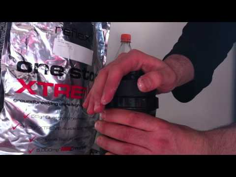 comment prendre x-treme weight gainer