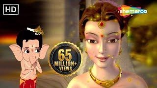 Video Bal Ganesh - Goddess Parvati Brings Ganesha To Life - Best Kids Animated video MP3, 3GP, MP4, WEBM, AVI, FLV Februari 2019