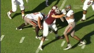 Ryan Tannehill vs Oklahoma State (2011)