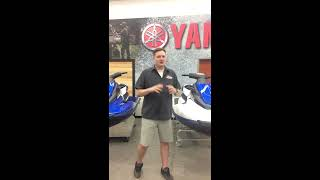 10. 2017 Yamaha Ex Sport and Ex Deluxe models | WaveRunner Features