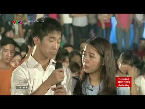Điều ước thứ 7 Chàng sinh viên tật nguyền nói lời yêu thương bố mẹ gây xúc động mạnh :(
