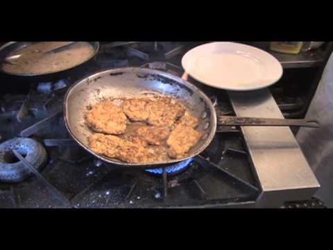 Chicken Fried Chicken. A southern dinner favorite recipe