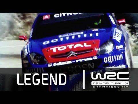 Vídeo recordando las azañas de Sébastien Loeb en el WRC