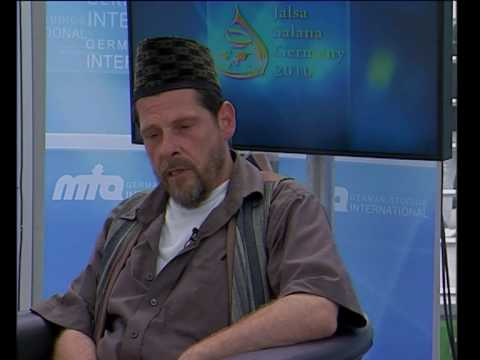 Erlebnisse von konvertierten Muslimen auf der Jalsa Salana Germany 2010 4/4