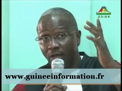 Conakry - Cours d'assise de Conakry : Le procureur William Fernandez s'nerve, le prsident le met en garde.