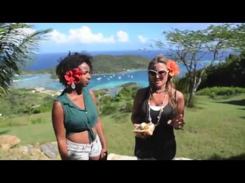 Tropical Fruit and Horseback Riding in the BVI