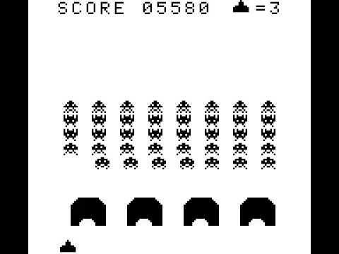 space invaders game boy rom