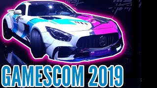 GAMESCOM 2019 : Need for Speed Heat = GTA Junior? Und mehr!
