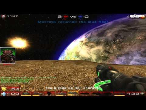 Давайте Играть в Unreal Tournament 2004 - Facing Worlds