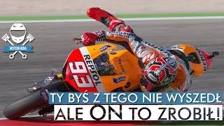 Video 3 akcje z których nikt by nie wyszedł cało - ale Marquez wyszedł! MP3, 3GP, MP4, WEBM, AVI, FLV Juni 2018
