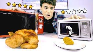 Video i used 1 STAR vs. 5 STAR rated food products 2 MP3, 3GP, MP4, WEBM, AVI, FLV Juni 2019