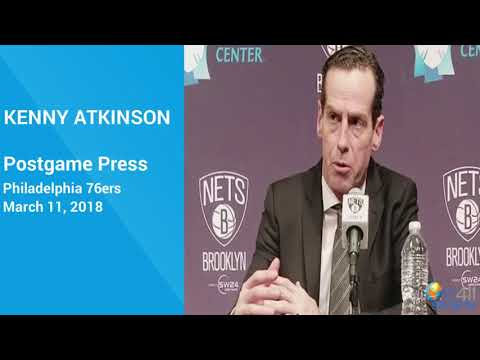 Nets Coach Kenny Atkinson Assesses Team Performance Against Philadelphia 76ers |What's The 411Sports