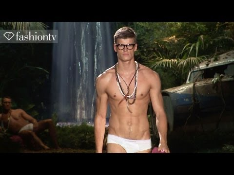 Dsquared2 Men Spring/Summer 2014 | Milan Men's Fashion Week FULL SHOW | FashionTV