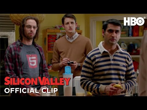 Silicon Valley 1.03 Clip