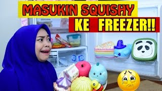 Video SQUISHY EXPERIMENT - MASUKIN SQUISHY KE FREEZER! YAH, BEKU DEH... MP3, 3GP, MP4, WEBM, AVI, FLV Maret 2019