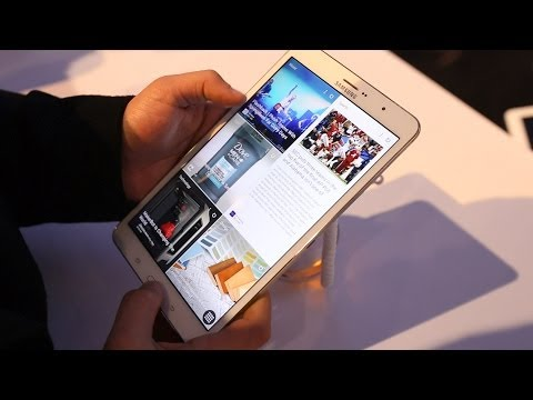 Samsung Galaxy Tab Pro 8.4 – Hands On (CES 2014)