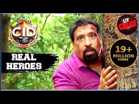 Is CID Team Trapped ? - Part 1 |  C.I.D | सीआईडी | Real Heroes