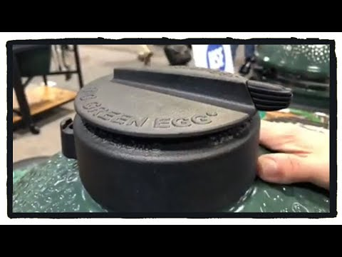 Big Green Egg New Accessories 2018