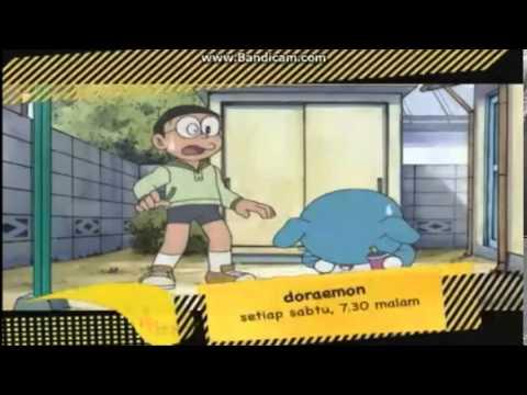 Bananana NTV7 - Crayon Shin Chan and Doraemon promo (October 2014) (видео)
