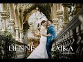Dennis and Laika | On Site Wedding Film by Nice Print Photography